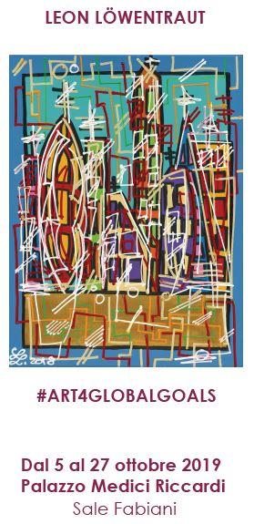 #Art4GlobalGoals Firenze